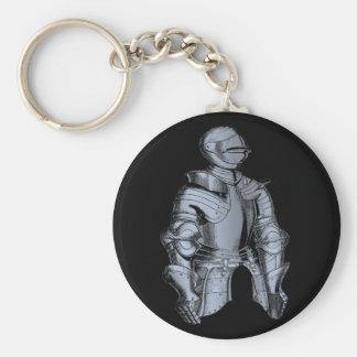 Bleu Knight Keychain