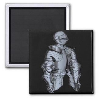 Bleu Knight Magnet