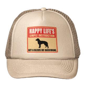 Bleus de Gascogne Mesh Hats