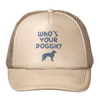 Bleus de Gascogne Trucker Hats