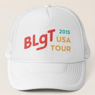 BLgT 2015 USA Tour Trucker Hat