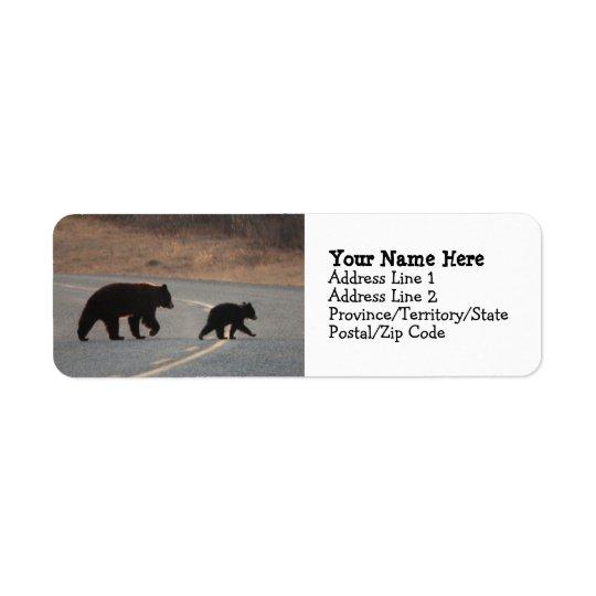 BLHI Black Bears on Highway