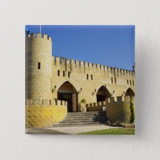 Bli Bli Castle, Sunshine Coast, Queensland, 15 Cm Square Badge
