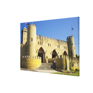 Bli Bli Castle, Sunshine Coast, Queensland, Canvas Print