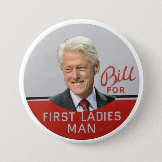 Blii Clinton for First Ladies Man 7.5 Cm