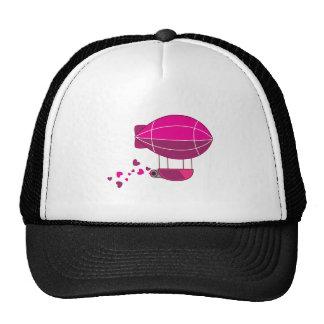 Blimp Zeppelin Trucker Hat