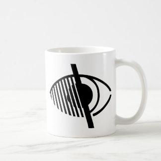 Blind Access Symbol Coffee Mug