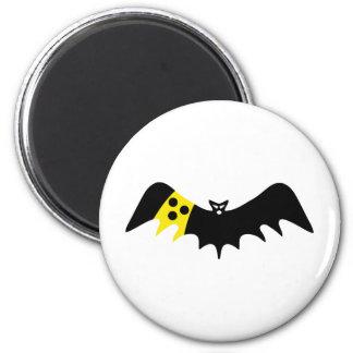 blind bat icon magnet