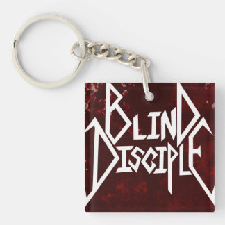 Blind Disciple keychain