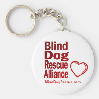 Blind Dogs Key Chain
