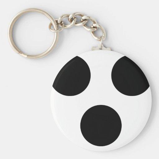 blind icon keychains