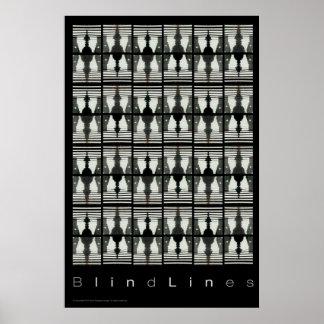 Blind Lines poster