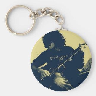 Blind man key chains
