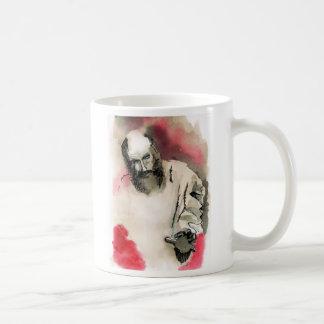 Blind prophet coffee mugs