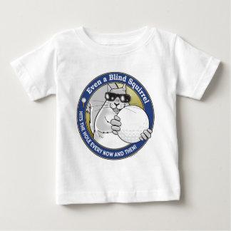 Blind Squirrel Golf Baby T-Shirt