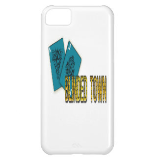 Blinded Town iPhone 5C Cover