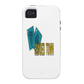 Blinded Town Vibe iPhone 4 Case