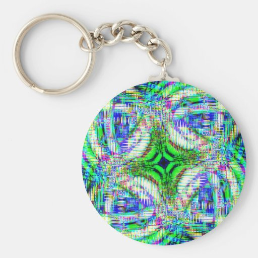 Blinds Keychain