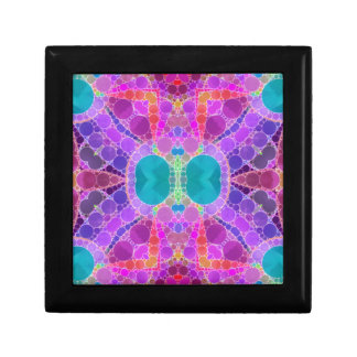 Bling Abstract Pattern Gift Boxes