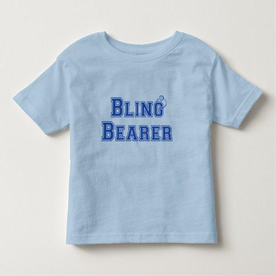 Bling Bearer Wedding T-Shirt