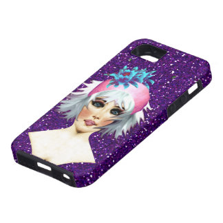 Bling Beauty iPhone5 Case iPhone 5 Case