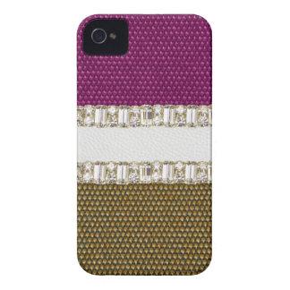 Bling Bling Bling Rhinestone IPhone4 Case
