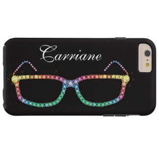 "Bling Bling - Glasses Jewel ""Images"" iPhone 6 Case"