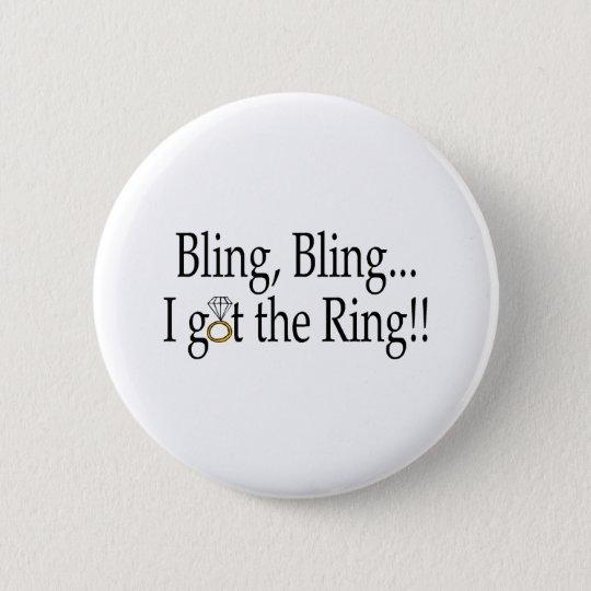 Bling BlingI Got The Ring!! 6 Cm Round