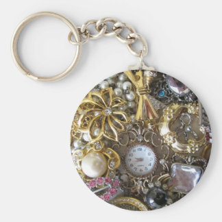 bling bling jewelry collection key chain