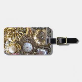 bling bling jewelry collection travel bag tags