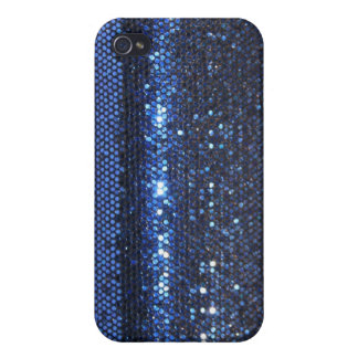 Bling blue sparkly girrly crystal iPhone 4S case iPhone 4 Cases