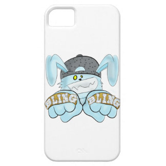 Bling bunny case for the iPhone 5