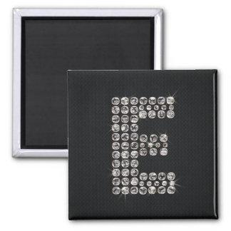 bling - E Square Magnet