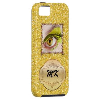 Bling Eye Phone IPHONE5 Case - SRF iPhone 5 Covers