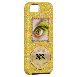 Bling Eye Phone IPHONE5 Case - SRF iPhone 5 Case