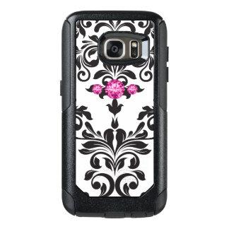 Bling Glitzy Damask OtterBox Samsung Galaxy S7 Case