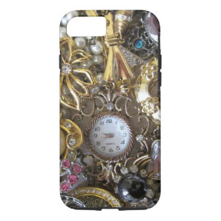 bling  jewelry collection iPhone 8/7 case