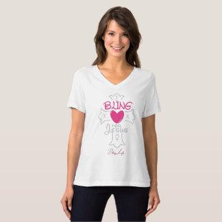 Bling Life I Bling for Jesus T-Shirt