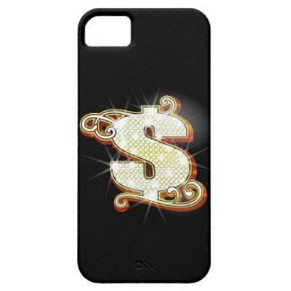 Bling Money iPhone 5 Case