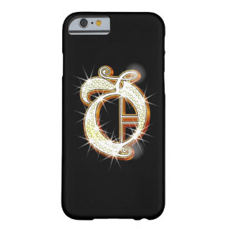 Bling Monogram O iPhone 6 case