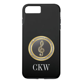 Bling Music -  iPhone 7 Plus Case