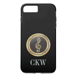 Bling Music -  iPhone 7 Plus Case