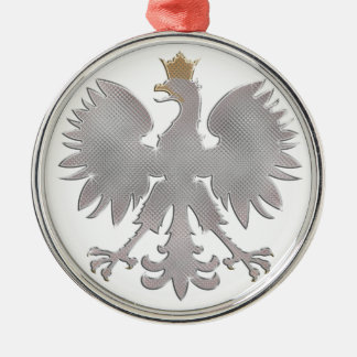 Bling Polish Eagle Ornament