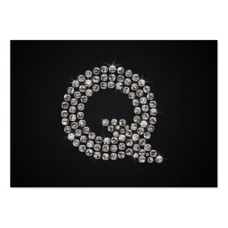 bling - Q Pack Of Chubby Business Cards