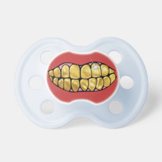 Bling Teeth Dummy