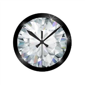 Bling Wall Clock