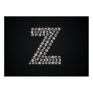 bling - Z Pack Of Chubby Business Cards