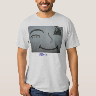 blink if you like me t-shirts