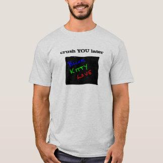 BLINK KITTY LOVE, the T-shirt