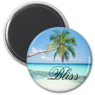 Bliss 6 Cm Round Magnet